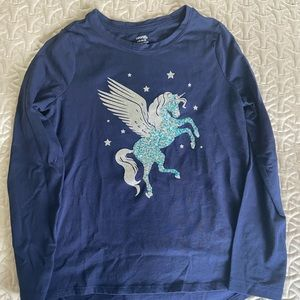 🦄 George Unicorn Long-sleeve T-shirt 🦄